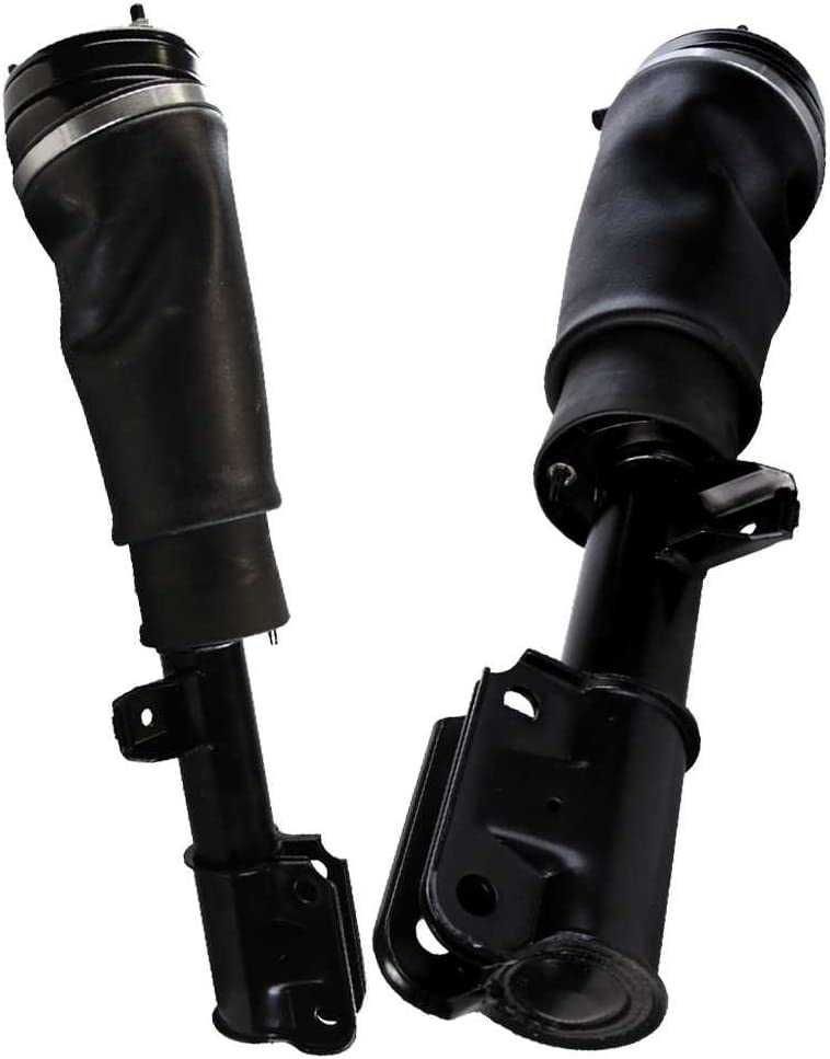VioletLisa New Replacements Front Air Strut 1 year warranty with Pair Compatible Now on sale