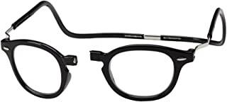 Clic Magnetic XXL Vintage Oval Reading Glasses