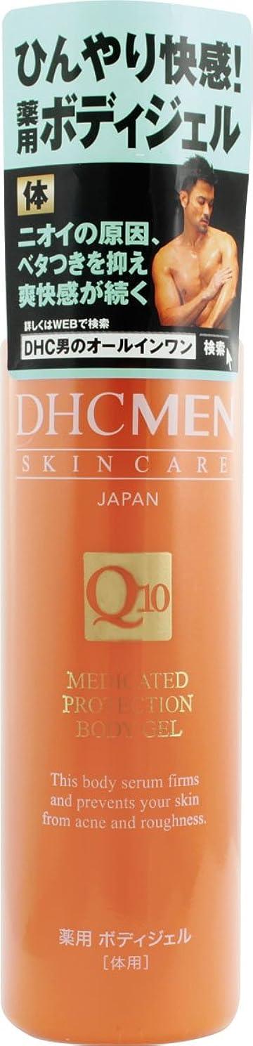 ナラーバー臨検にぎやかDHC MEN(男性用) 薬用ボディジェル 200ML
