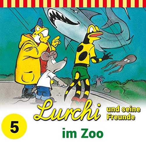 Lurchi und seine Freunde im Zoo Titelbild