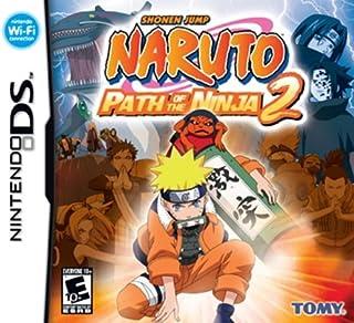 Naruto: Path of the Ninja 2 - Nintendo DS by D3 Publisher [並行輸入品]