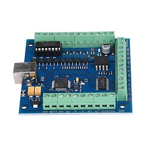 MACH3 Motion Card 4 Axis USB CNC Motion Controller Card