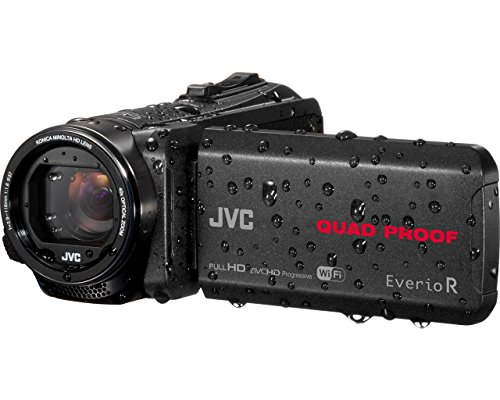 JVC GZ-RX640BEU Soporte de - Videocámara (2.5 MP, CMOS, 25.4/5.8 mm (1/5.8'), 40x, 100x, 2.9-116 mm)