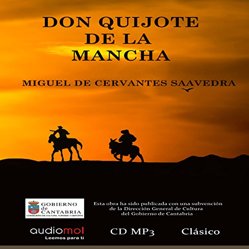 Don Quijote de la Mancha  By  cover art