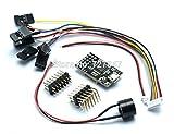 Yoton Accessories Mini Flip32 Naze32 6DOF Flight Control Board for Diatone ET 150 180 200 250 RC Quadcopter