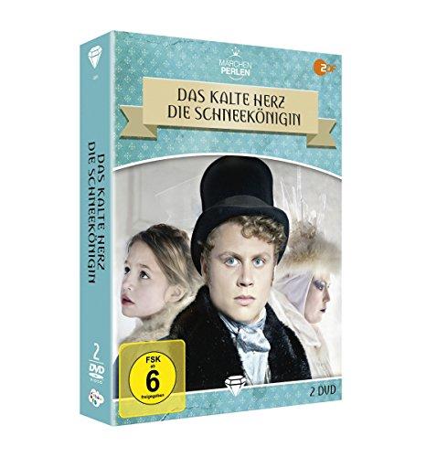 ZDF Märchenperlen - Die Eisbox (inkl. Das kalte Herz & Die Schneekönigin) [2 DVDs]