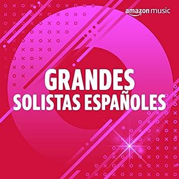 Los mejores solistas españoles