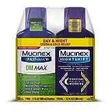 Maximum Strength Mucinex FastMax DM Max & Mucinex...