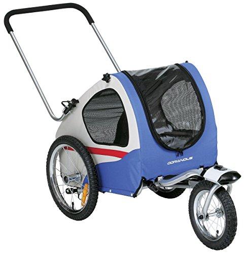OORANOUS(ウーラノス) ペットカート 6Pチーズタイプ サイクルトレーラー おさんぽカート おでかけカート 折り畳み式