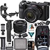 Sony a7C Mirrorless Full Frame Camera Body with...