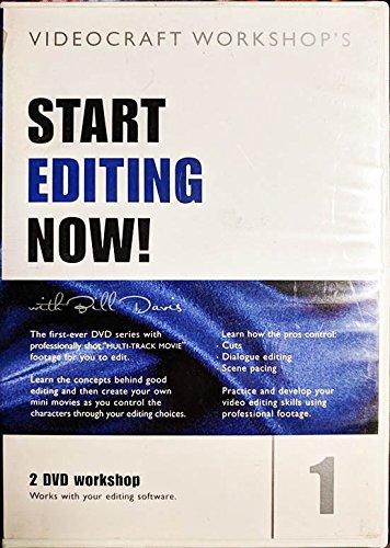 Start Editing Video Software Tutorial