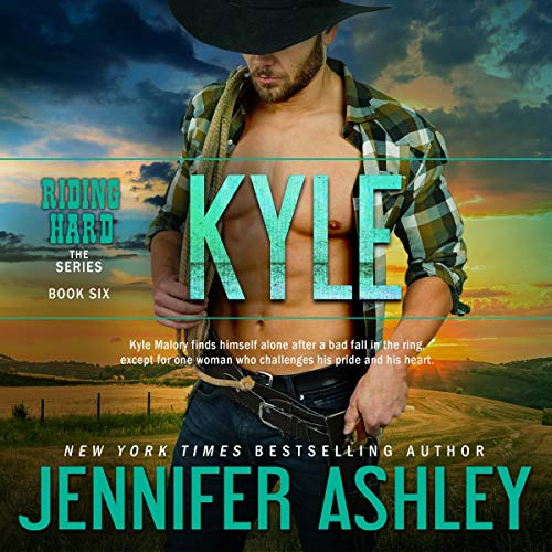 Kyle Audiobook By Jennifer Ashley cover art