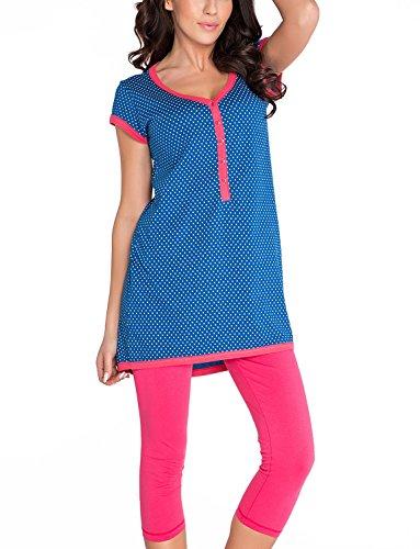 DN, Pyjama, PM 5037, Navy Blue, Gr. M