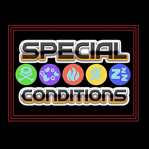 Special Conditions - A Pokémon TCG…