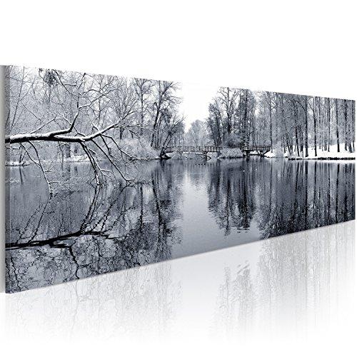 murando Cuadro en Lienzo 120x40 1 Parte Impresión en Material Tejido no Tejido Impresión Artística Imagen Gráfica Decoracion de Pared - 9050028