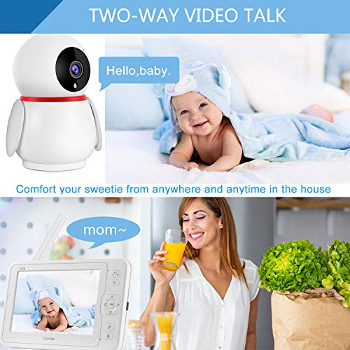 512v53dpUNL 12 Best Baby Monitors Under $150–$200 Review [Updated 2021]
