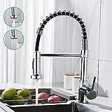 IMG-1 rubinetto cucina con doccetta estraibile