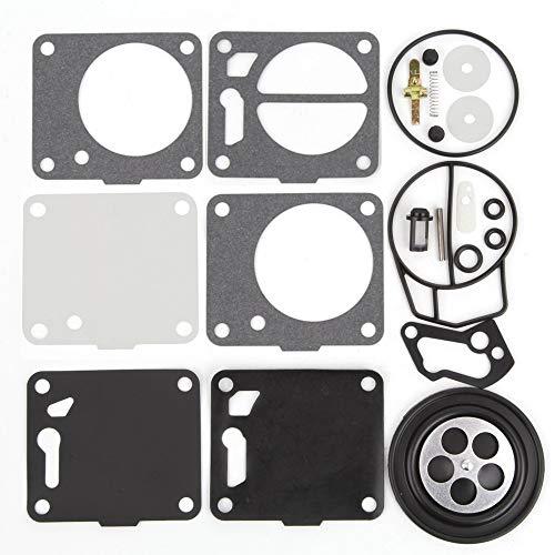 CQYD - Kit de reparación para carburador Mikuni SBN Carb Sea Doo XP SP SPI SPX GTX GTS GTI GS GSI GSX HX