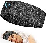 Sleeping Headphones Bluetooth Headband, Perytong Soft Sleep Headphones Headbands,Long Time Play Sleeping Headsets with Built in Speakers Perfect for Workout,Running,Yoga,Travel