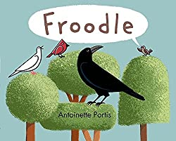 Froodle book cover