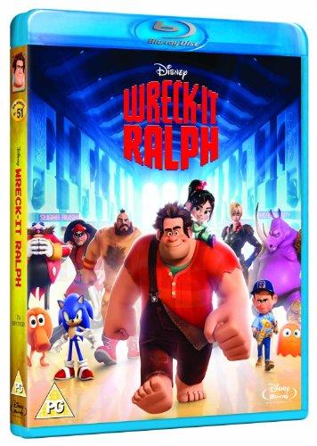 Wreck-It Ralph [Blu-ray] [Region Free]