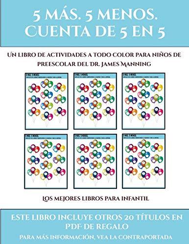 Los mejores libros para infantil (Fichas educativas para niños): Este libro contiene 30 fichas con actividades a todo color para niños de 5 a 6 años (23)