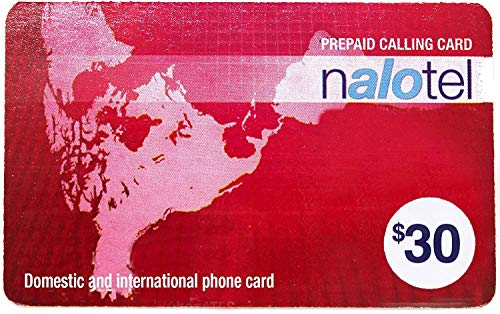 Prepaid Phone Card for Domestic & International Calls, No Pay Phone Fee, Calling Card with Extended Expiration.