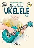 PIÑEIRO C. - Metodo facil de Ukelele Vol.1 para Ukelele (Book / Audio Online)