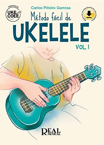PIÑEIRO C. - Metodo facil de Ukelele Vol.1 para Ukelele (
