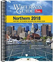 Waterway Guide Northern 2018: Cape May, Nj to Maine Including the Hudson River