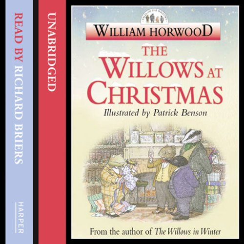 The Willows at Christmas cover art
