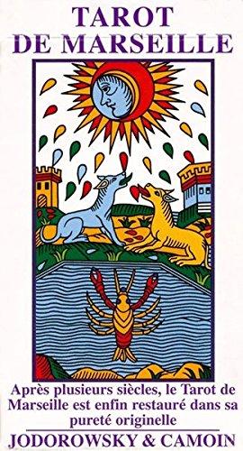 Tarot de Marseille, Tarokarten, premium Edition (enthält ein Booklet)
