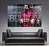Gianluigi Buffon Juventus Best Goal of The World Wall Art