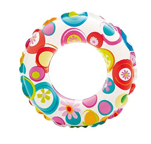 Intex Lively Print Swim Rings - Aufblasbarer Schwimmring - Ø 51 cm