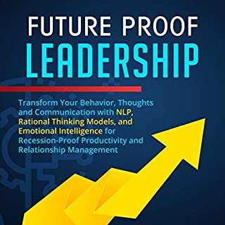 Future Proof Leadership cover art