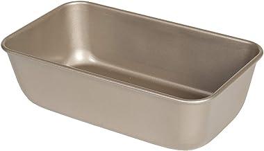 Glad Premium Nonstick Baking Pan – Professional Bakeware, Whitford Gold, Dishwasher Safe, 9.5 x 5.6 Inches