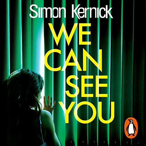 We Can See You cover art