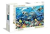 Clementoni - Puzzle de 6000 Piezas,, diseño Underwater (365210)