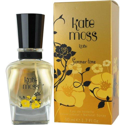 Kate Moss Summer Time Eau De Toilette Spray for Women, 1.7 Ounce by Kate Moss