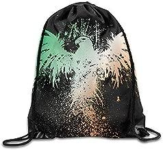 Etryrt Mochilas//Bolsas de Gimnasia,Bolsas de Cuerdas Tune Squad Logo Drawstring Backpack Gym Bag