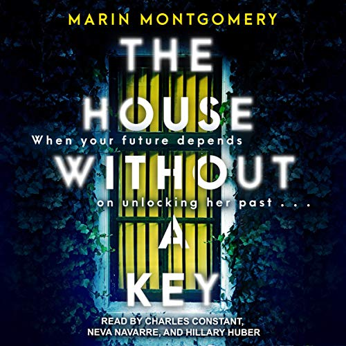 The House Without a Key audiobook cover art