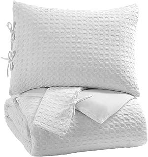 Signature Design by Ashley Maurilio King Comforter Set, White