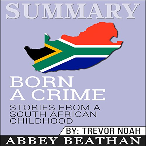Summary: Born a Crime audiobook cover art
