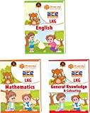 3H Learning ACE LKG 272 Pages Loose Leaf All-in-One Early Learning Activity Worksheets