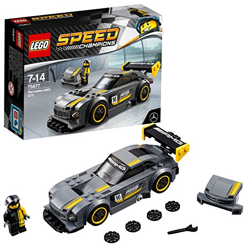 LEGO- Harry Potter Speed Champions Mercedes AMG GT, 75877