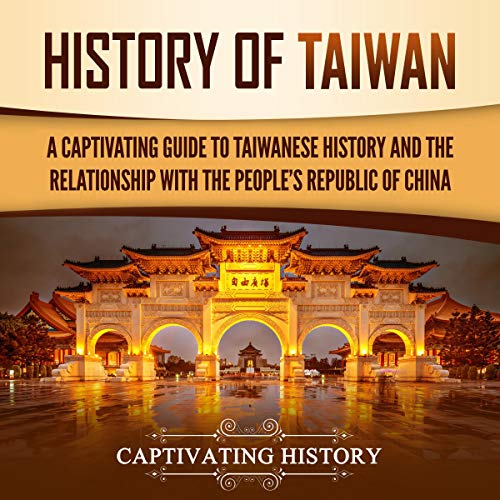 History of Taiwan cover art