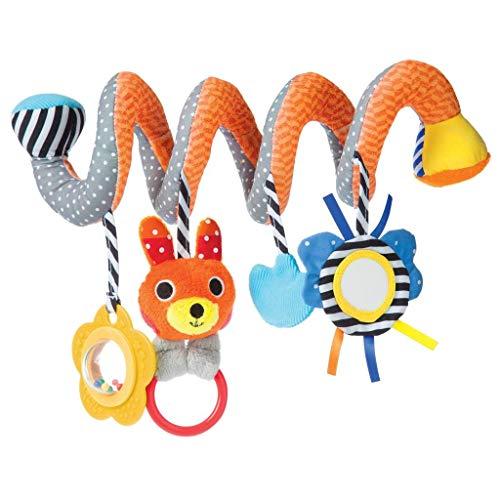 Manhattan Toy Jouet de Voyage en Spirale à emporter avec Vous
