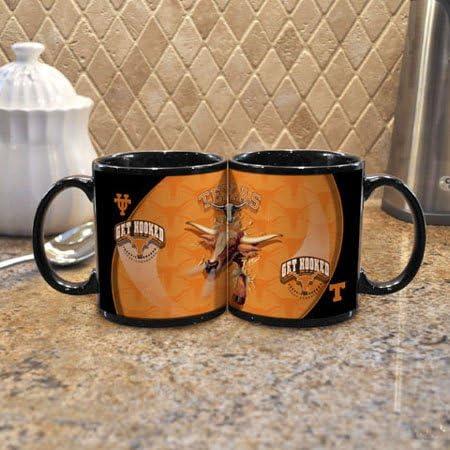 NCAA Texas Tampa Mall Longhorns 2 Pack Searle Mug 11oz Black Over item handling ☆