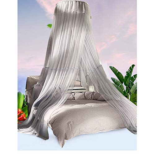 HEXbaby Best Mosquito Net - Large Canopy Mosquito Net for Double Bed - Insect Repellent,TwinXL