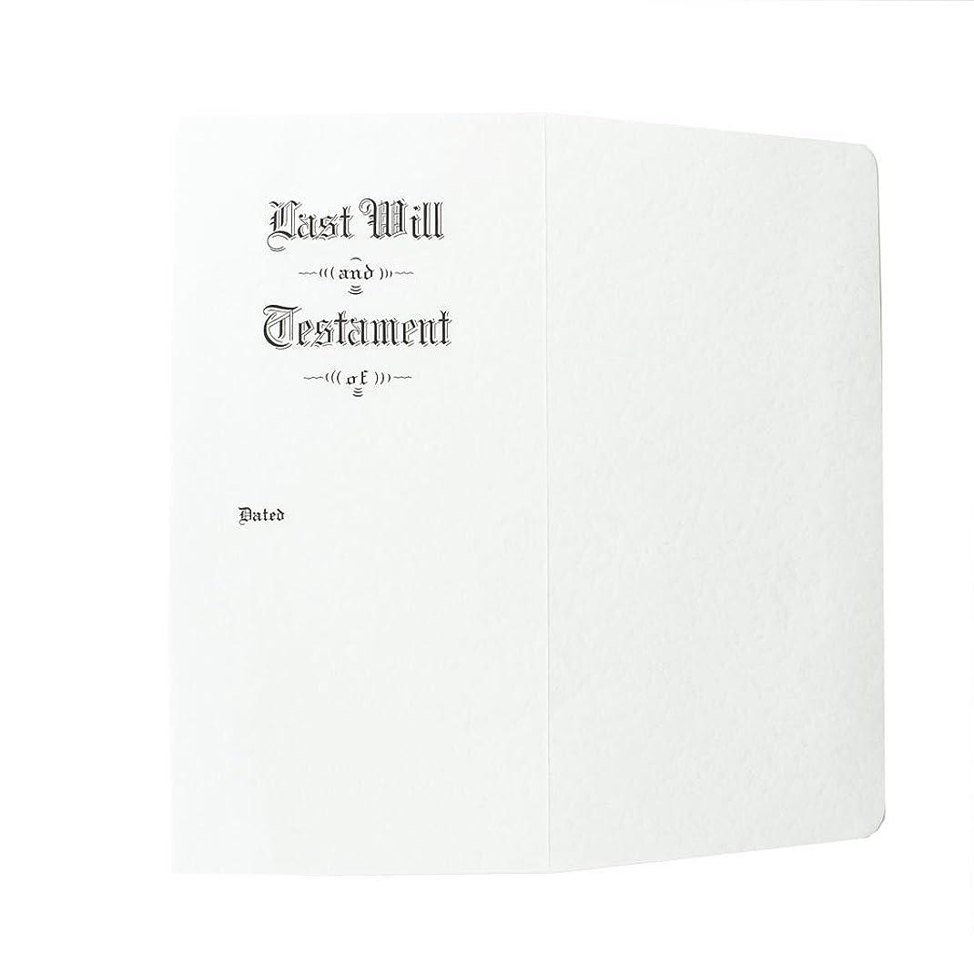 冷ややかなお香ラボPebble Finish最後は& Testament封筒、側開口部、4?3?/ 4?